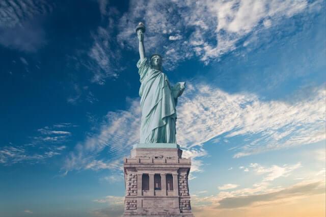 פסל החרות - ניו יורק